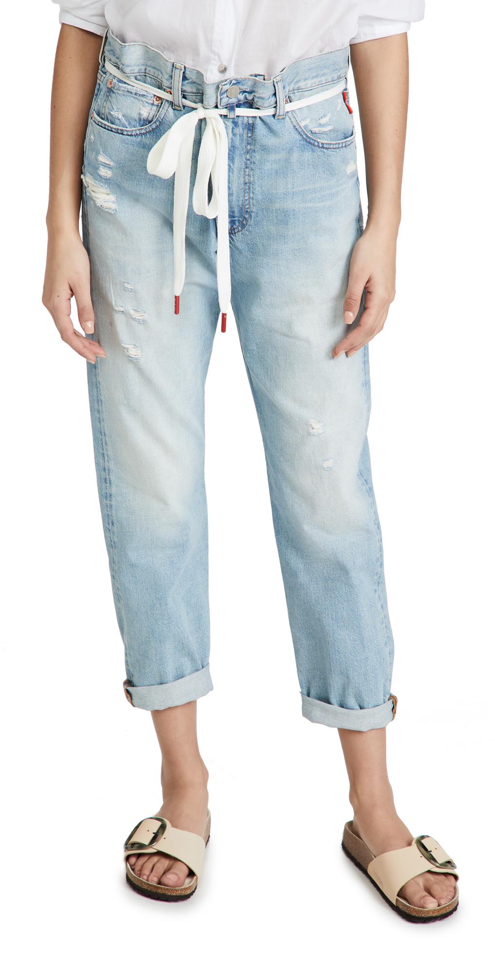 Harper Shoelace Jeans