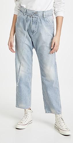 Denimist - Carpenter Drop Pants