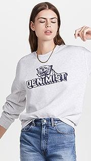 Denimist Denimist Print Classic Sweatshirt