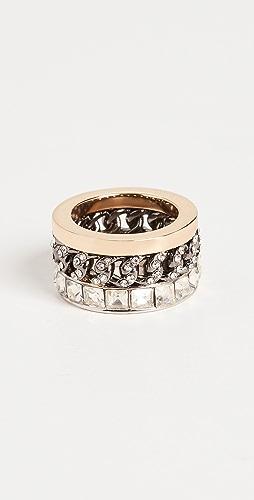 DEMARSON - Portia Pinky Ring