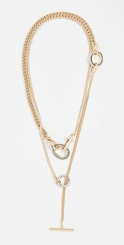 DEMARSON - Athena 多种穿法轻盈项链