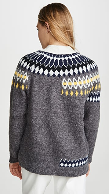 DNA Fair Isle Sweater