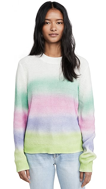 DNA Rainbow Ombre Sweater
