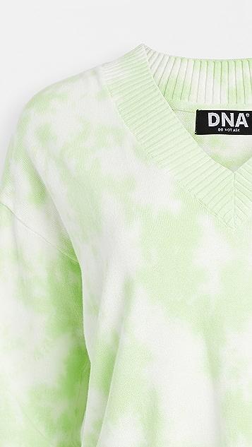 DNA Tie Dye Sweater