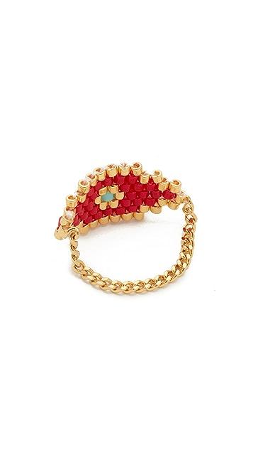 DODO BAR OR Zozishine x DODO BAR OR Eye Ring