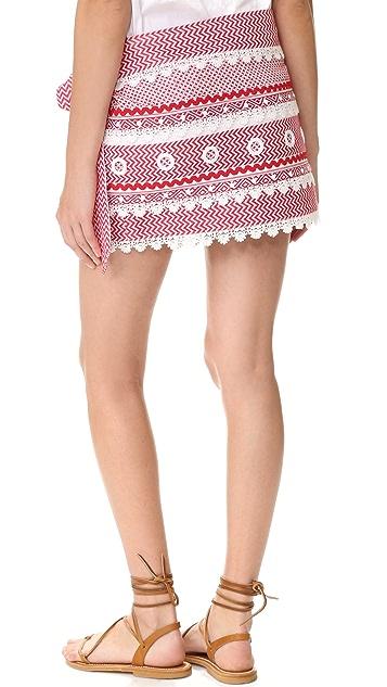 DODO BAR OR Aviya Miniskirt
