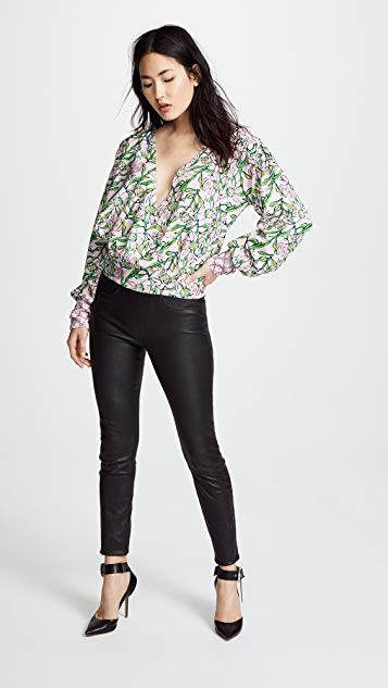 DODO BAR OR Mirella Print Shirt