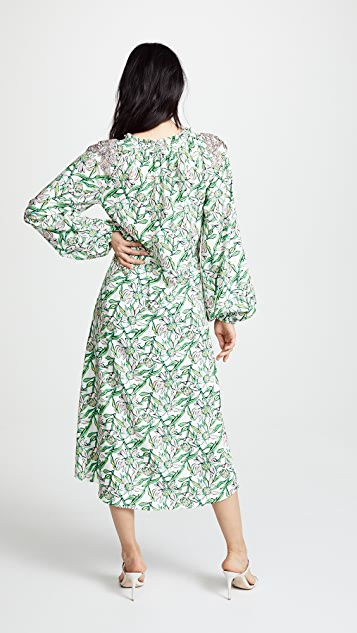 DODO BAR OR Marisa Print Dress