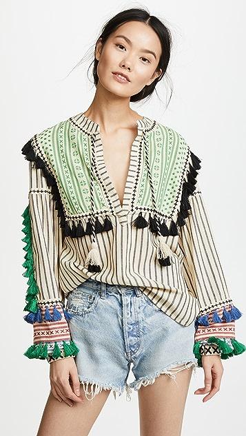 DODO BAR OR Santiago Shirt - Colorful