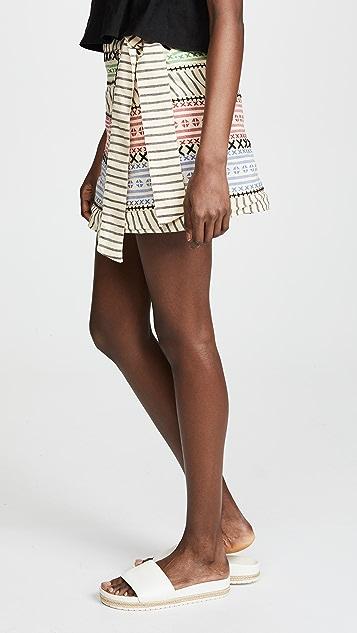 DODO BAR OR Leonil Skirt