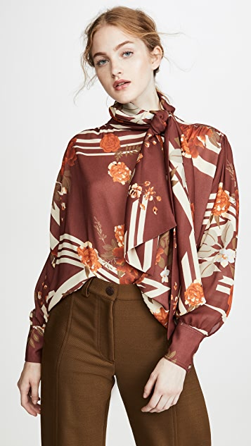 DODO BAR OR Kelly 衬衣
