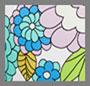 花朵 3 蓝色