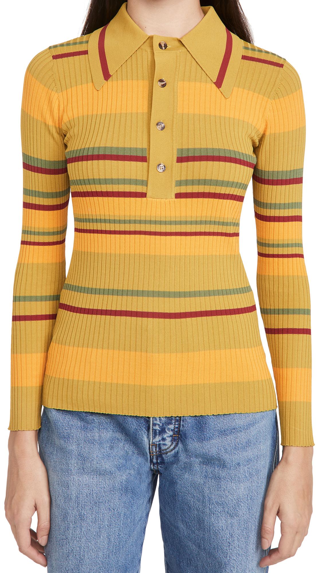 DODO BAR OR Penny Knit Shirt