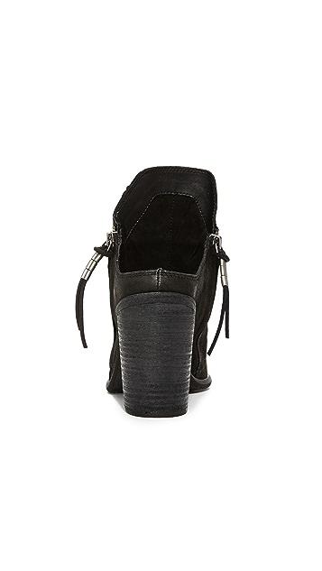 Dolce Vita Lennox Open Toe Booties