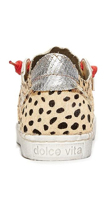 Dolce Vita Zalen Haircalf Sneakers