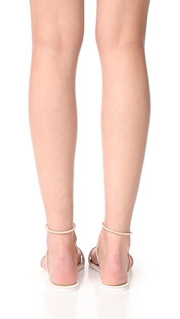 Dolce Vita Dara Elastic Sandals