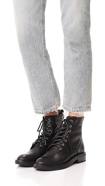 Dolce Vita Bardot Combat Boots