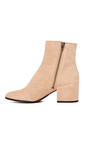 Dolce Vita Maude Suede Booties