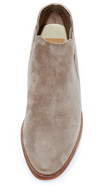 Dolce Vita Tay Suede Booties