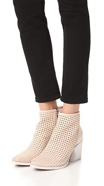 Dolce Vita Kenyon Perforated Booties