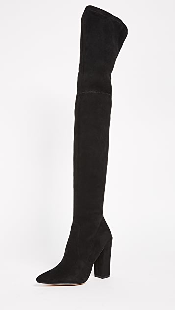 Dolce Vita Ellis Thigh High Stretch Boots