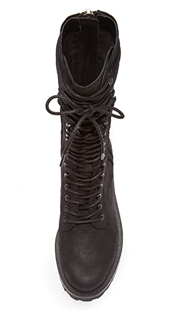 Dolce Vita Ward High Combat Boots