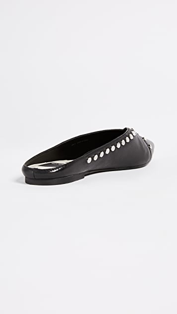 Ramsay Point Toe Flats Dolce Vita