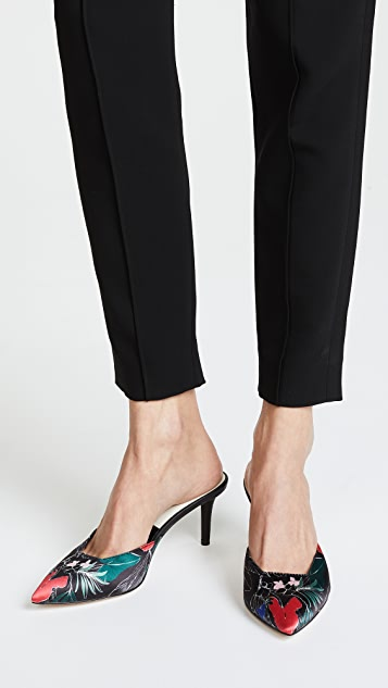 Dolce Vita Rhyme Pointed Toe Mules