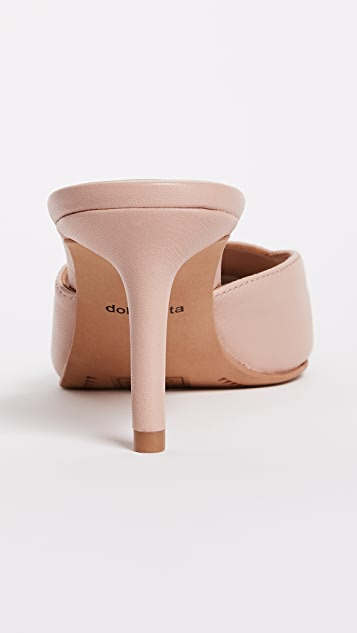 Dolce Vita Rhyme Point Toe Mules