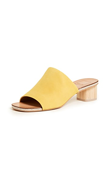 Dolce Vita Kaira Block Heel Sandals