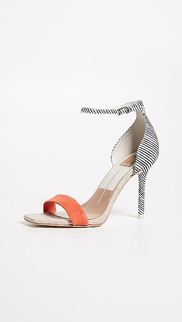 Dolce Vita Halo Ankle Strap Sandals