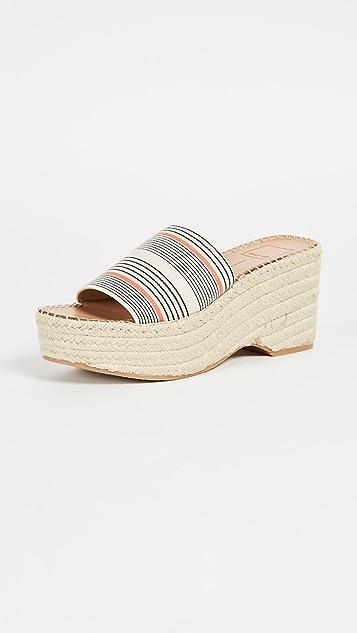 Dolce Vita Lada Platform Sandals