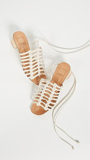 Dolce Vita Kai Block Heel Sandals
