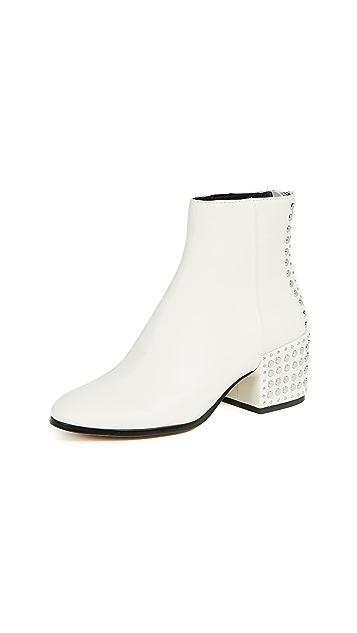 Dolce Vita Mazey Block Heel Ankle Boots