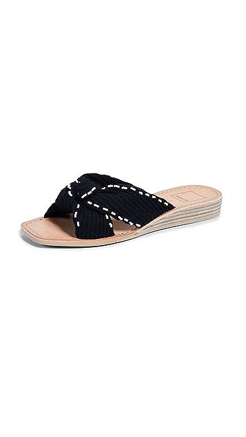 Dolce Vita Haviva Knit Sandals