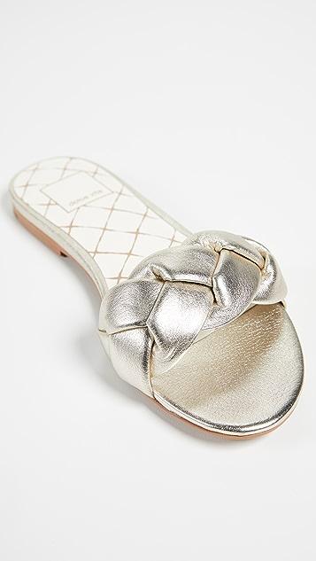 Dolce Vita Kimana Braided Sandals