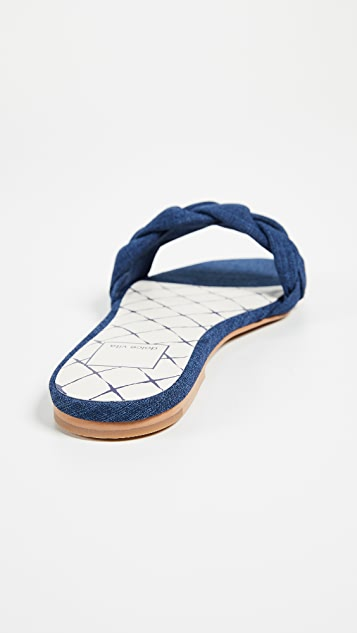 Dolce Vita Kimana Braided Sandals