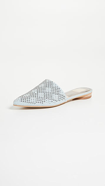 Dolce Vita Elvah Point Toe Mules
