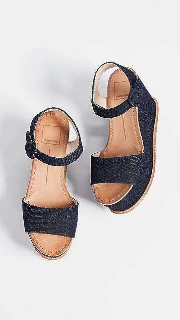 Dolce Vita Datiah Platform Sandals