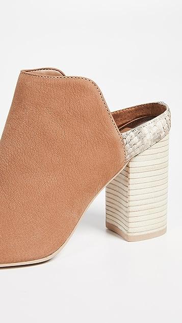 Dolce Vita Renly Block Heel Mules