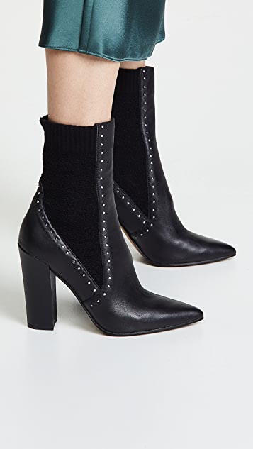 18b8dbb8419 Echo Block Heel Boots