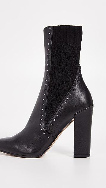 02d8b2039ff Echo Block Heel Boots