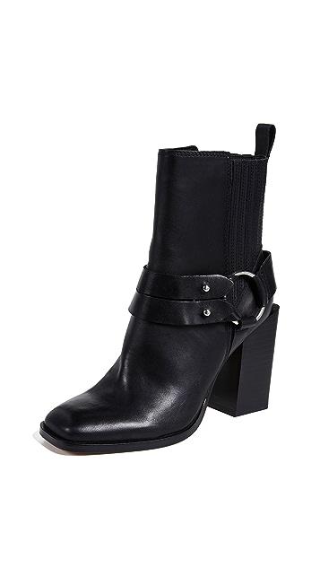 Dolce Vita Isara Block Heel Booties