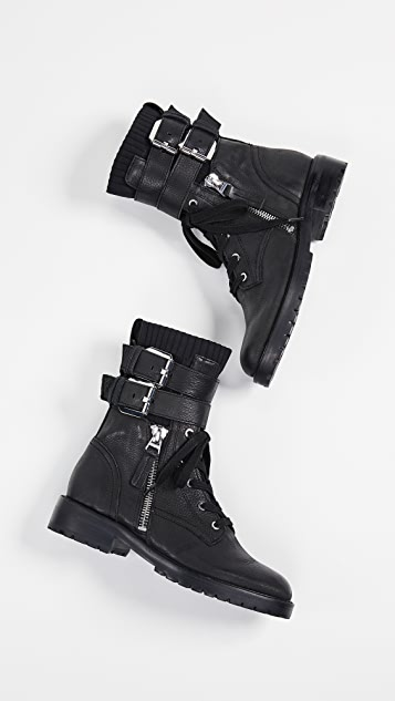 Dolce Vita Wylie Combat Boots