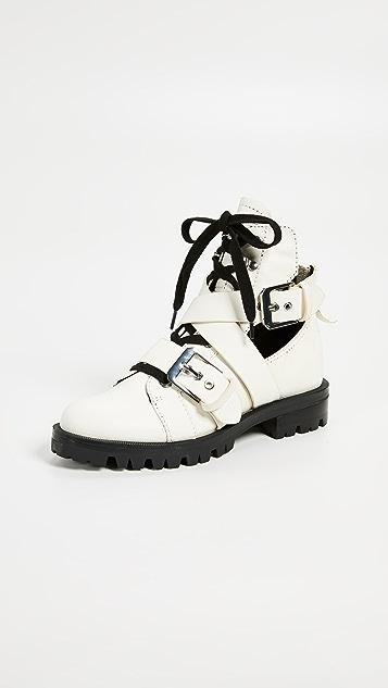 a8264077b4a Preia Combat Boots