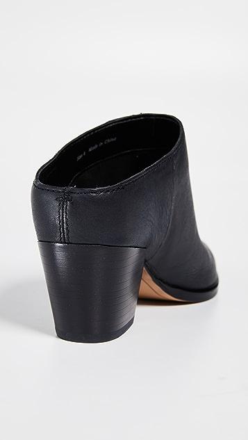 Dolce Vita Roya Block Heel Mules