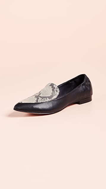 Dolce Vita Wanita Point Toe Loafers