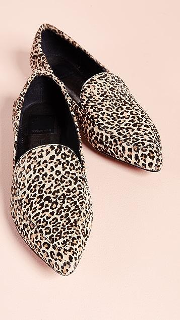 Dolce Vita Wanita Point Toe Loafers