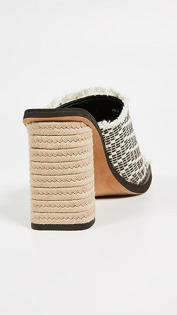 Dolce Vita Сандалии Alba на квадратном каблуке