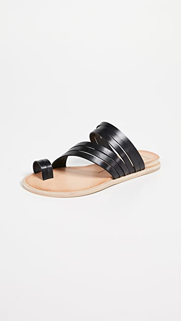 Dolce Vita Nelly Toe Ring Slides